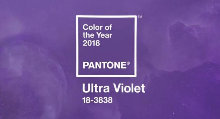 df6794b3882 PURPLE REIGN - Pantone s New Hue of 2018